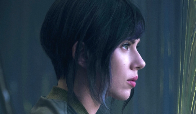 Scarlett Johansson – Ghost in the Shell 2017 movie