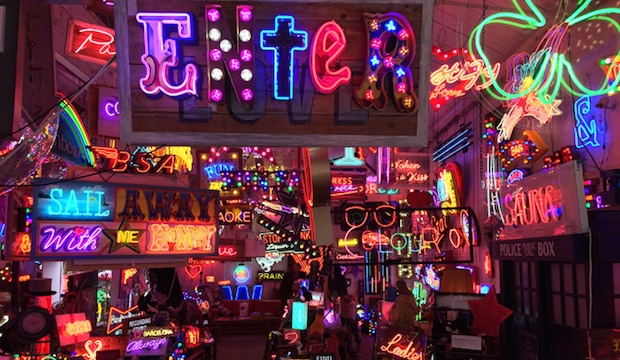 A Neon Haven