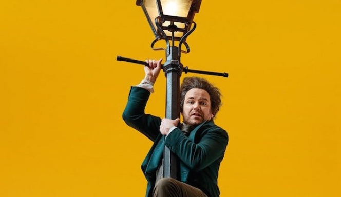 Young Marx, The Bridge Theatre