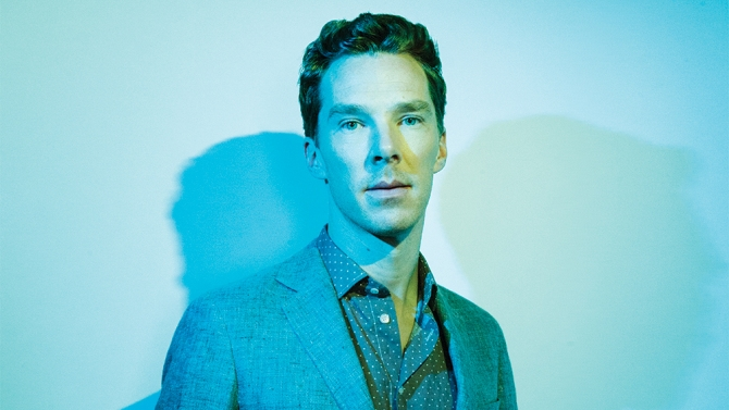 Letters Live: Will Benedict Cumberbatch be there again? We think he might. Photo: Pari Dukovic for Variety