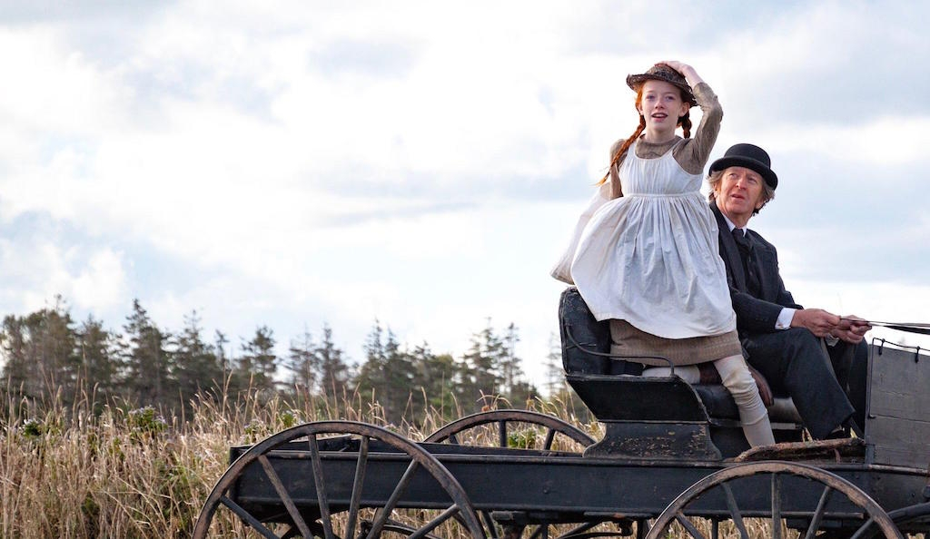 Anne of Green Gables, May 2017 UK Netflix releases