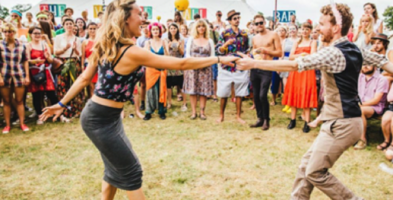 Dance at the Summer Music Festivals