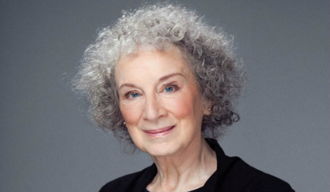 Margaret Atwood talk, Southbank Centre