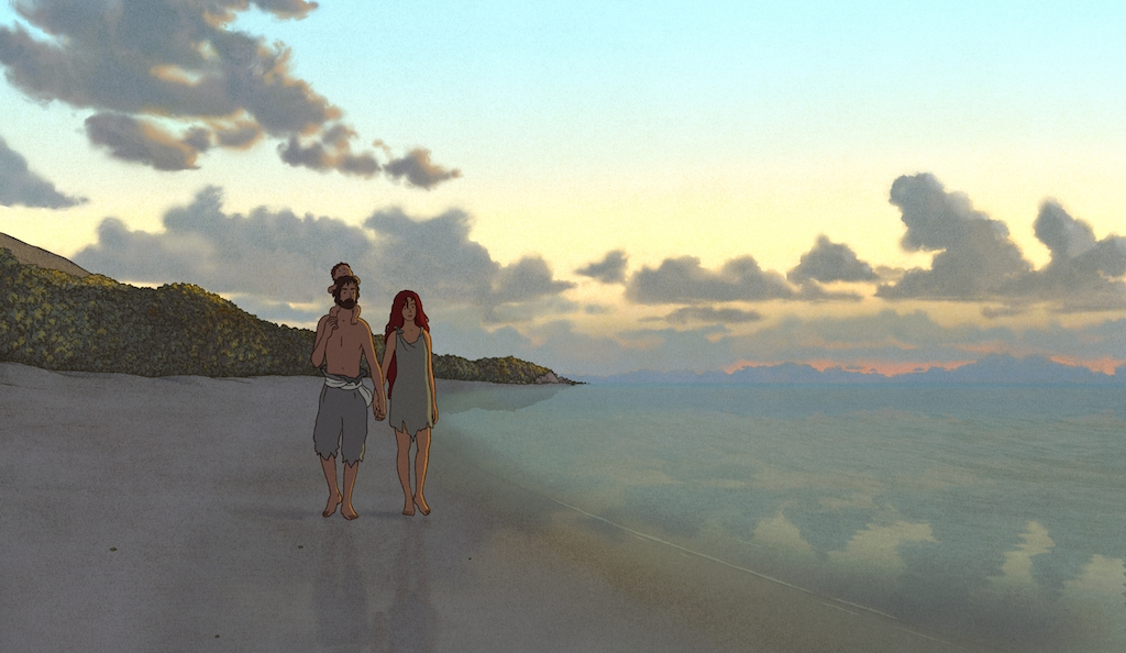 The Red Turtle, Studio Ghibli