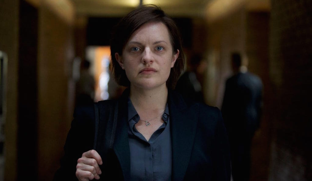 Elisabeth Moss – Top of the Lake: China Girl, Cannes review