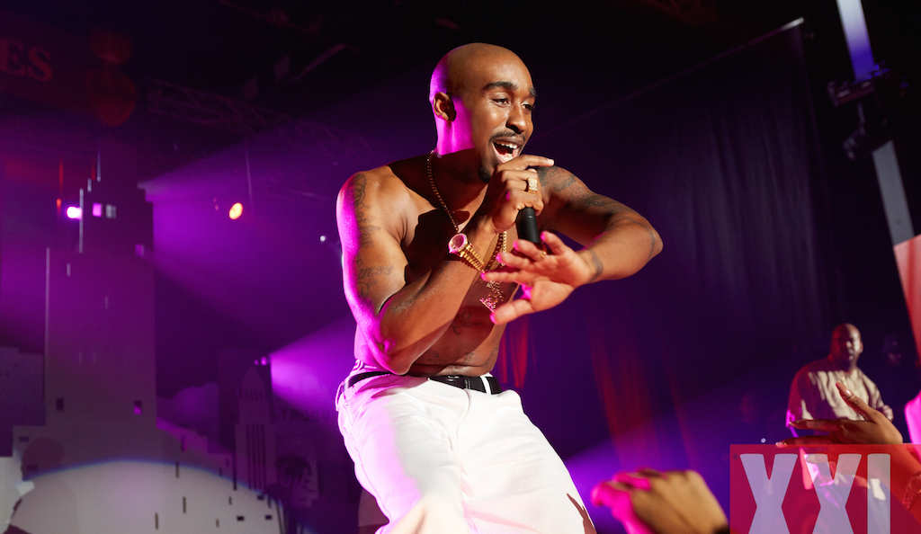 Tupac biopic – All Eyez on Me movie