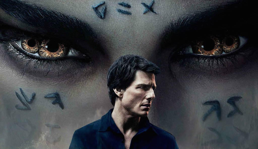 The Mummy – Tom Cruise, Sophia Boutella