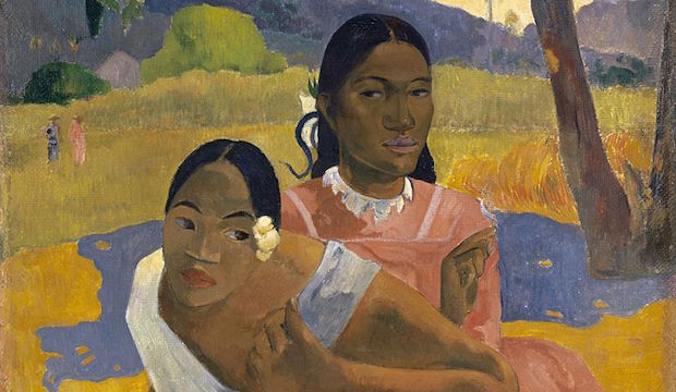 Paul Gauguin, Nafea Faa Ipoipo (When Will You Marry?), 1892