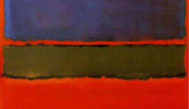 Mark Rothko, No 6. (Violet, Green and Red), 1951
