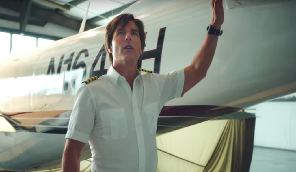 American Made film trailer