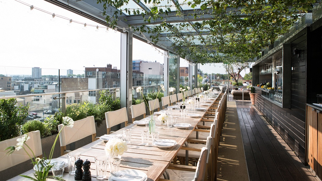 Al fresco dining: London's best supper clubs in the open air