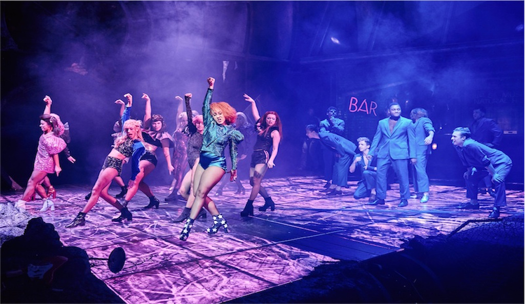 Bat Out of Hell at the London Coliseum