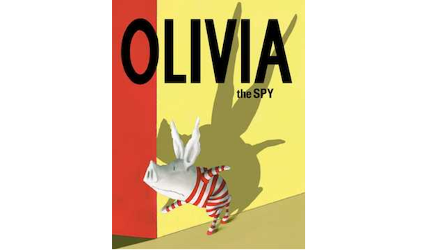 Olivia The Spy, Ian Falconer