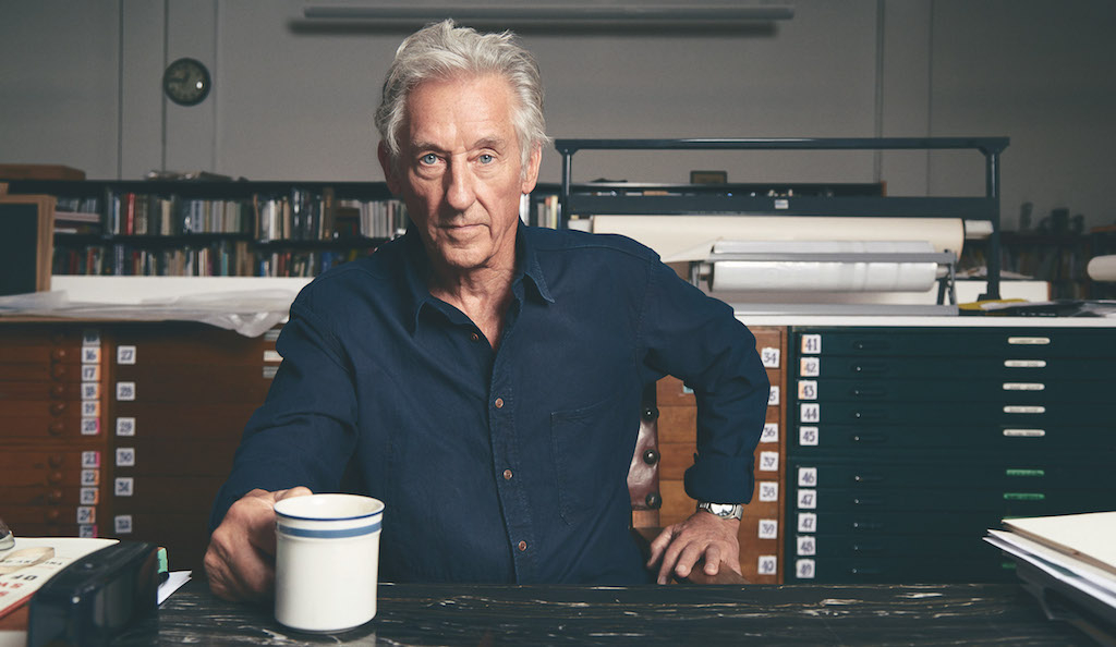 Ed Ruscha: Course of Empire, the National Gallery