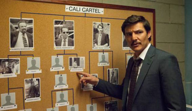 Narcos season 3 trailer: coming to Netflix