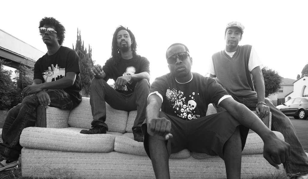Take a journey to the Pharcyde