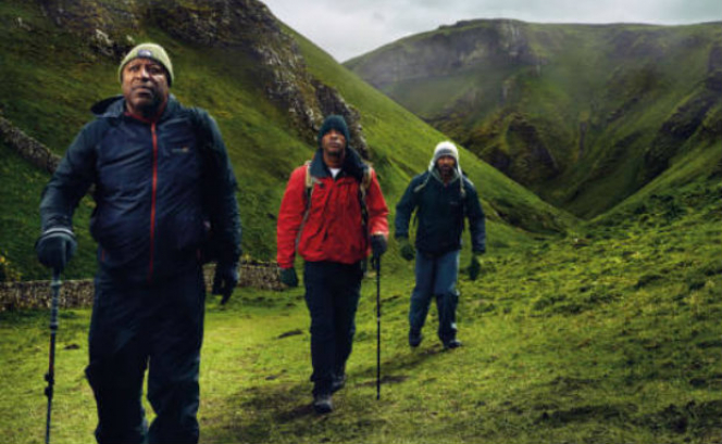 Black Men Walking, Royal Court Theatre