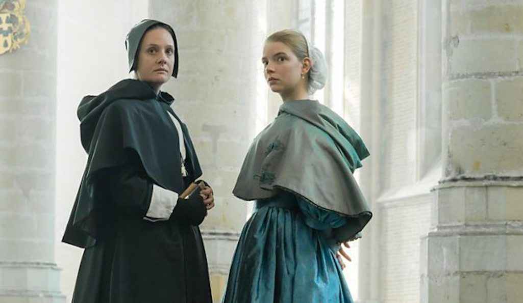 The Miniaturist still