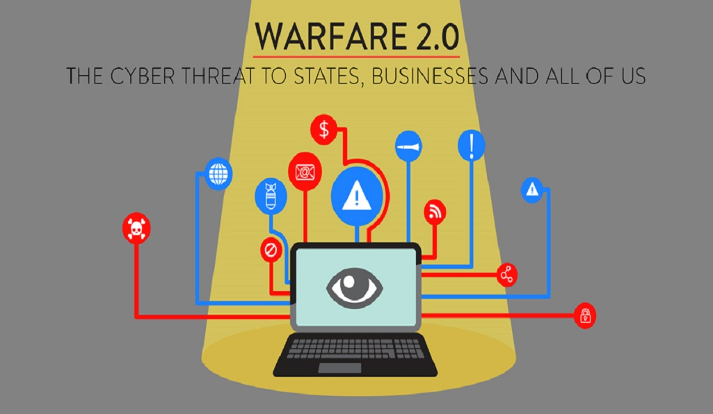 Warfare 2.0: The Cyber Threat to States, Businesses, and All of Us, Emmanuel Centre