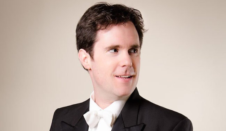 Nicholas Mulroy sings the demanding Evangelist part in Bach's masterpiece