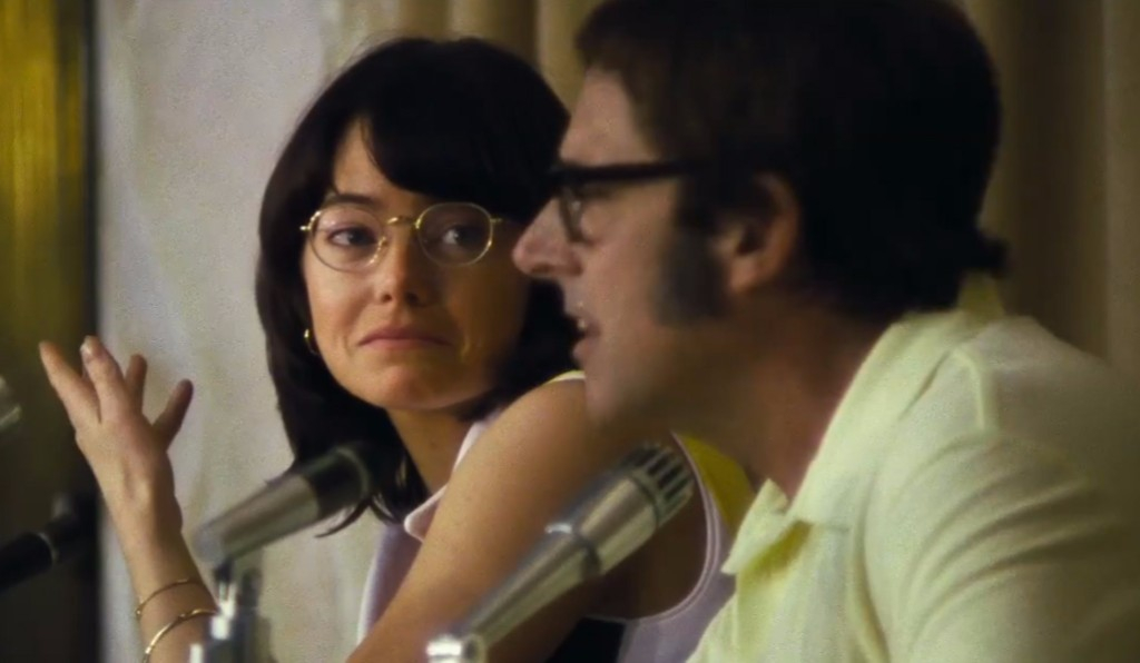 Emma Stone - Battle of the Sexes movie