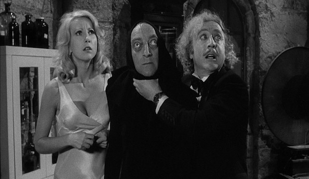 Mel Brooks' Young Frankenstein, Garrick Theatre