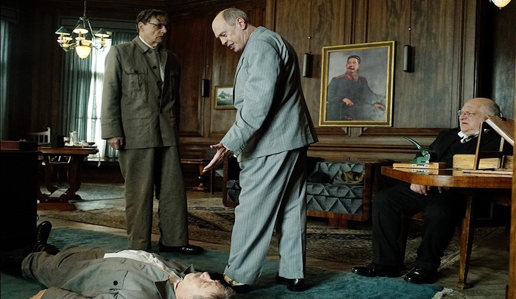 The literal Death of Stalin