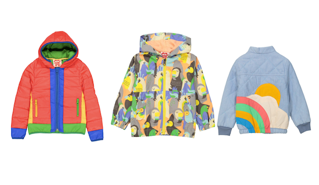 Stay cosy, still cool: 80s inspired jackets