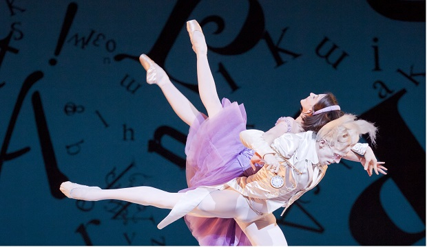 The Royal Ballet, Alice's Adventures in Wonderland, Royal Opera House