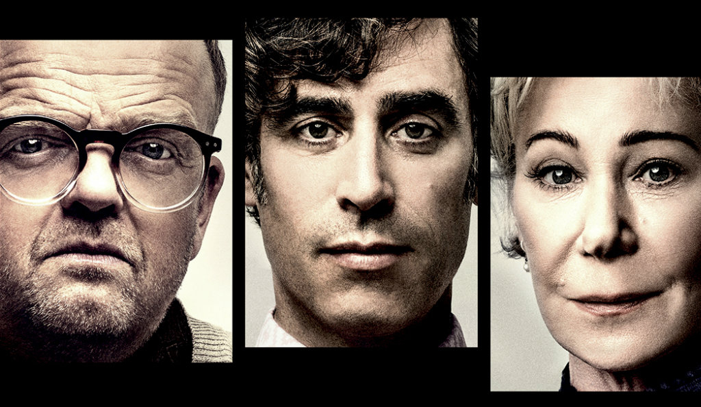 Toby Jones, Stephen Mangan, Zoë Wanamaker: The Birthday Party, Harold Pinter Theatre