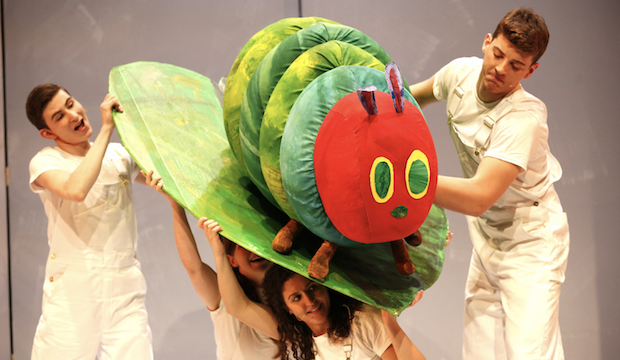 The Very Hungry Caterpillar Show, The Ambassadors Theatre