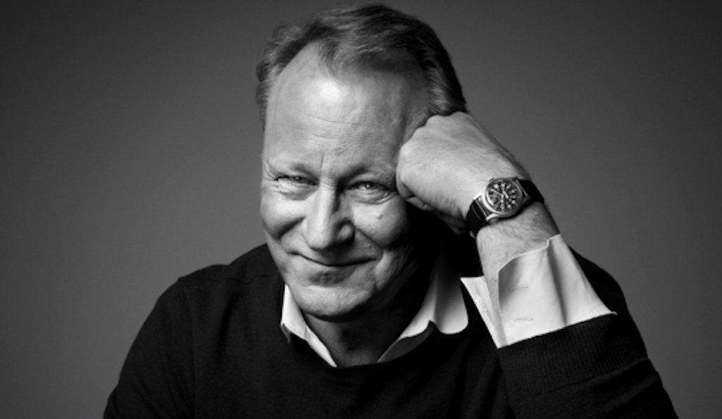 Stellan Skarsgard interview