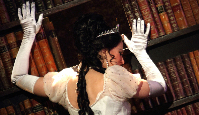 Angela Gheorghiu plays Tosca in some performances at Covent Garden. Photo: Catherine Ashmore