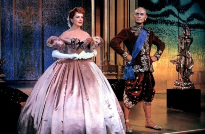film still: The King and I musical comes to London
