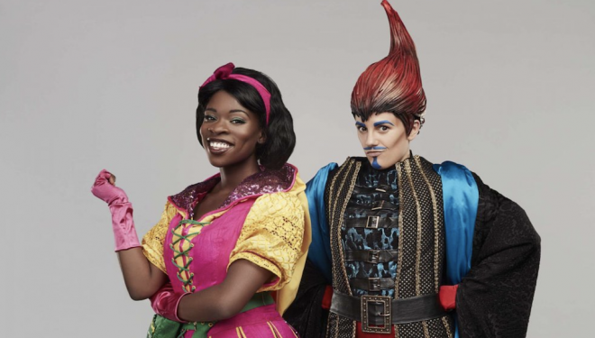 Jack and the Beanstalk, Lyric Hammersmith