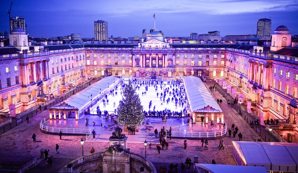 Let's get physical: best winter activities in London