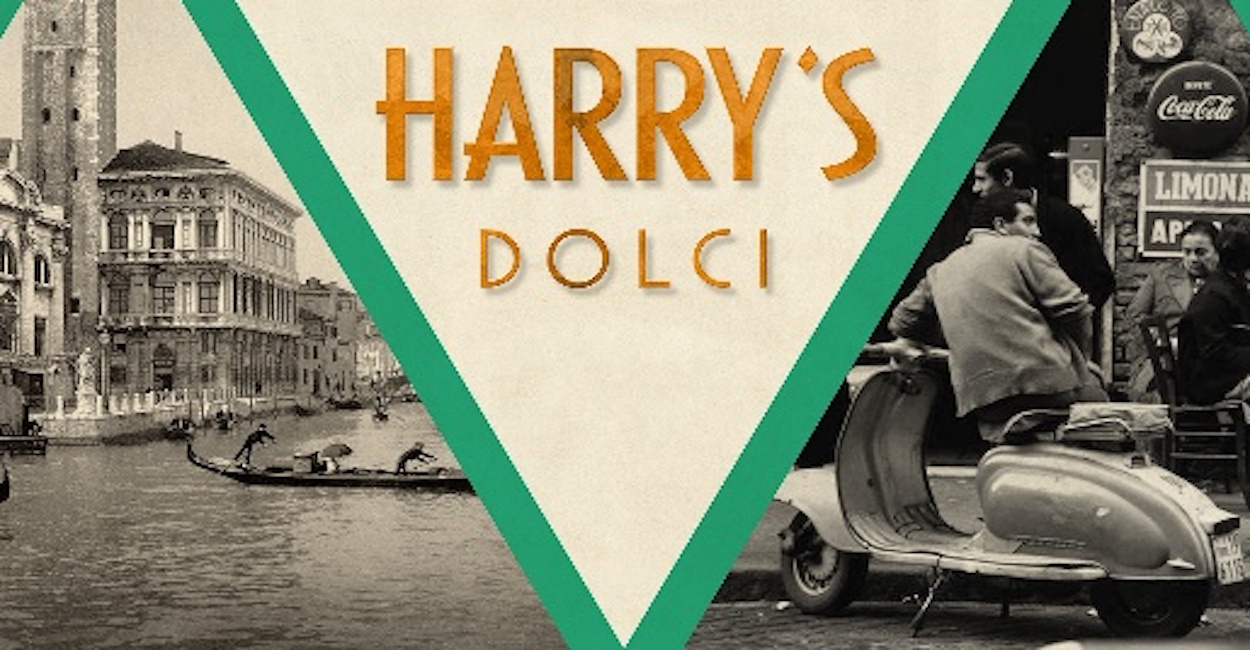 Harry's Dolci Restaurant, London