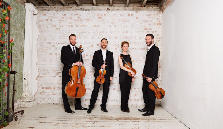 The Heath Quartet is one of the sought-after ensembles playing at Wigmore Hall. Photo: Simon Way
