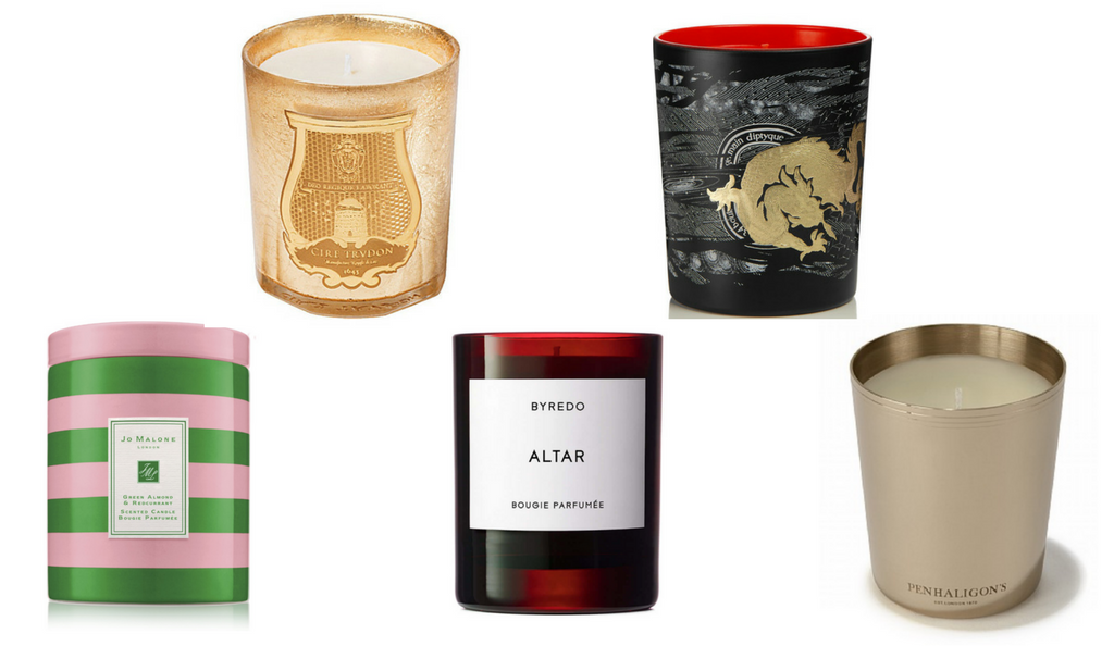 This year's best christmas candles
