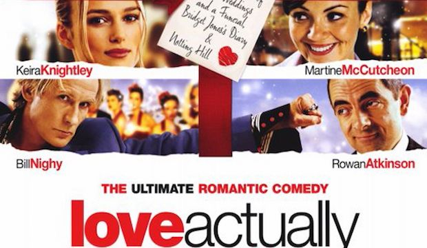 love actually 2003 - Best Christmas Episodes On Netflix