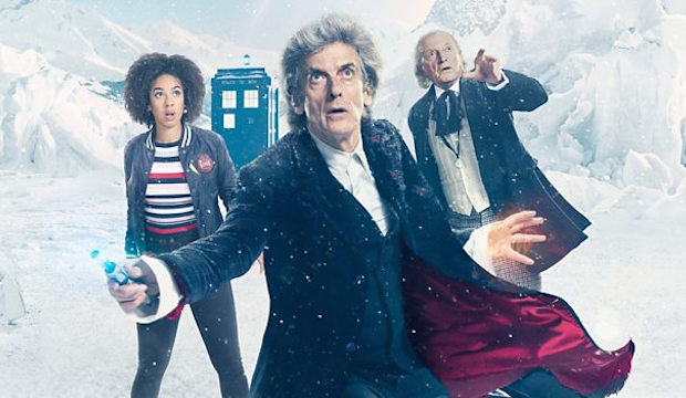 Doctor Who Christmas special, BBC One