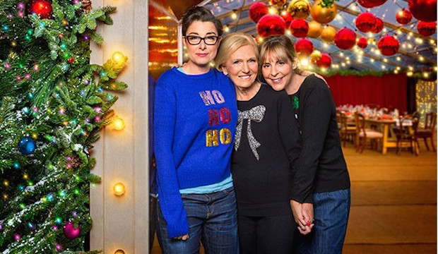 Mary, Mel and Sue's Big Christmas Thank You, BBC One