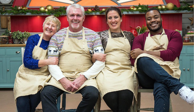 The Great British Bake Off, Channel 4