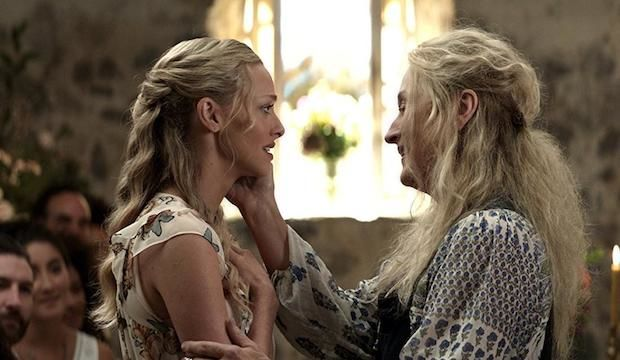 The singing-and-dancing sequel: MAMMA MIA! HERE WE GO AGAIN