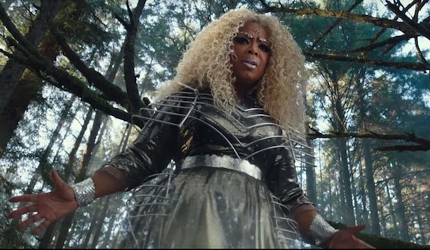 The sci-fi stunner: A WRINKLE IN TIME