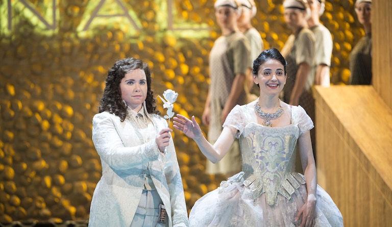 Glyndebourne's 2014 production of Der Rosenkavalier returns with a new cast. Photo: Bill Cooper