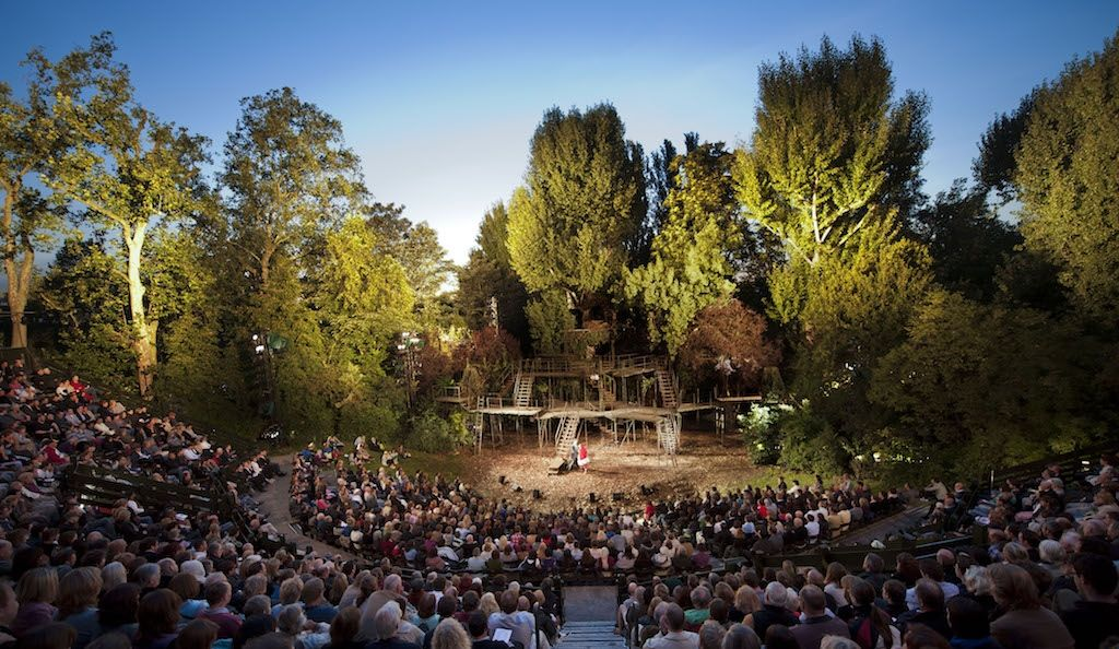 Regent's Park Open Air Theatre to stage As You Like It