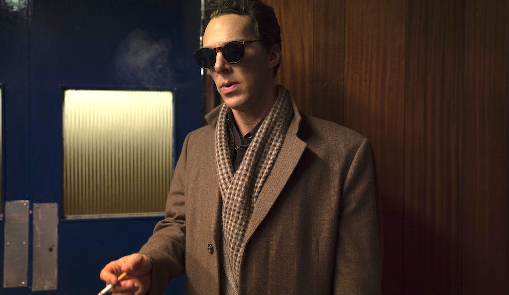 Benedict Cumberbatch in Patrick Melrose adaptation
