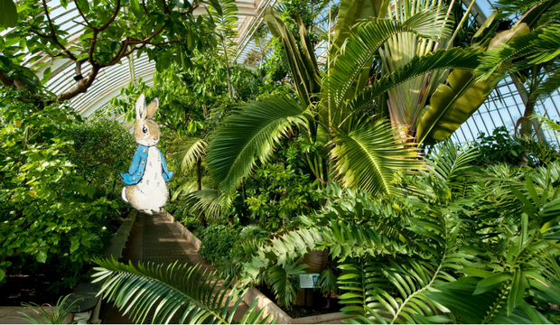 Peter Rabbit-themed Easter Festival at Kew Gardens