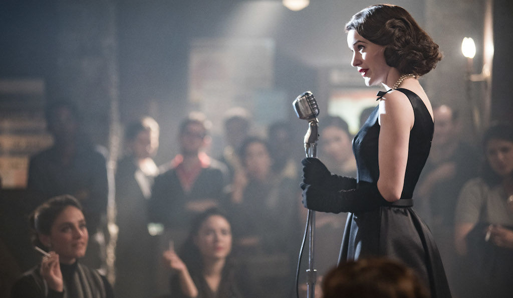 The Marvellous Mrs Maisel costume design